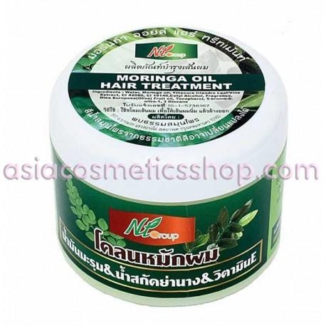 N.T.Group Moringa Oil Hair Treatment, 350 ml