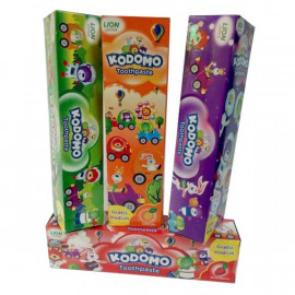 Kodomo Toothpaste for children, 40g