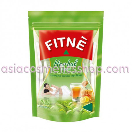 Fitne Herbal Weight Loss Slimming Green Tea, 18,8 g