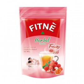 Fitne Очищающий чай для похудения с экстрактом личи, 18 г