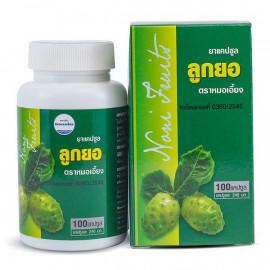 Kongka Herb Капсулы НОНИ для иммунитета, 100 шт