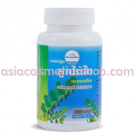 Capsules Luk Tai Bai, liver treatment, 100 pcs