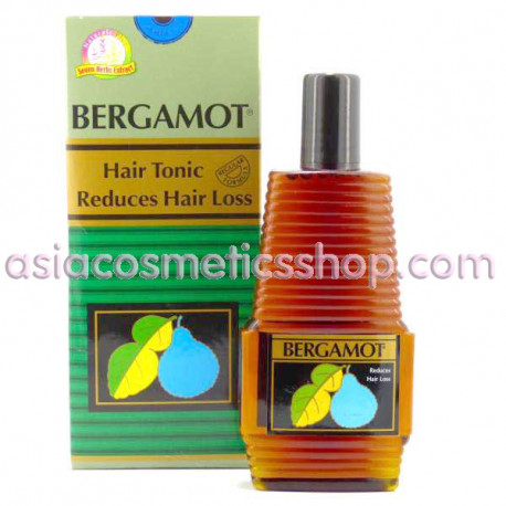 Bergamot Hair Tonic Reduces Hair Loss, 100 ml