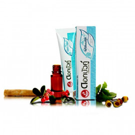 Twin Lotus Herbal Toothpaste Fresh & Cool, 150 g