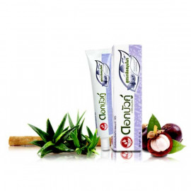 Twin Lotus Herbal Toothpaste Plus Salt, 150 g