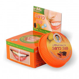 Thai Whitening Toothpaste with Papaya, 30 g