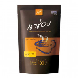 Khao Shong Coffee Agglomerated Instant Coffee Formula, 100 g