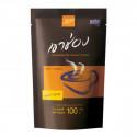 Khao Shong Тайский быстро растворимый черный кофе, 100 г