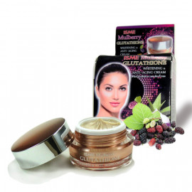 ISME Mulberry Glutathione Whitening &Anti- Aging Cream 10 g