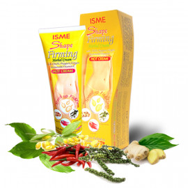 Isme Anti-cellulite cream hot Shape Firming Herbal Cream, 120 g