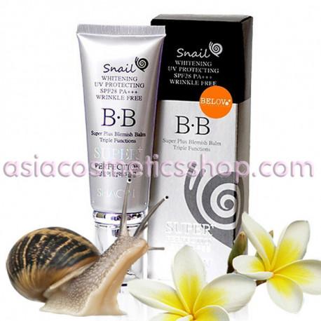 Belov BB Super Plus Blemish Balm Triple Functions, 60 ml
