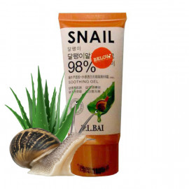 T.L BAI BB Cream Aloe Extract and Snails, 60 ml