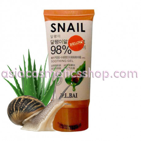 BB cream with aloe extract and snails, 60 ml
