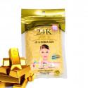 Золотая маска для лица 24К от морщин, 50 г