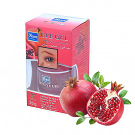 Yoko Eye Gel Pomegranate Extract, 20 g