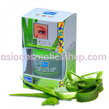 Yoko Eye Gel Aloe Vera Extract, 20 g