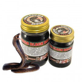 Thai Cobra Balm, 50 ml, 100 ml, 200 ml