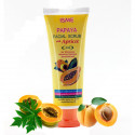 Isme Facial Scrub with papaya extract and apricot pits, 100 g