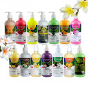 Banna Body Lotion with extracts of fruit, 450ml