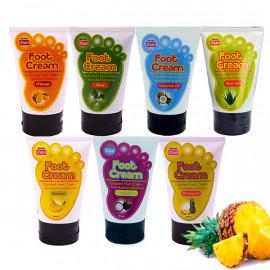 Banna Крем для ног с фруктовыми экстрактами, 120 мл