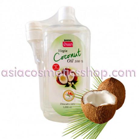 Banna Масло кокосовое 100%