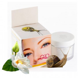 Pannamas Lifting cream around the eyes with stem cells of snails, 50 ml