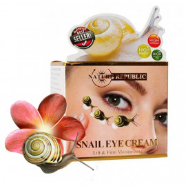 Eye cream with stem cells snails, 5 g