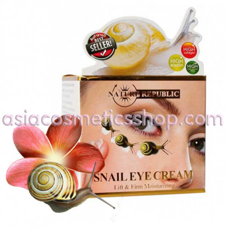 Eye cream with stem cells snails, 5 g