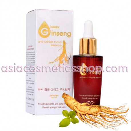 Mistine Ginseng Anti-Wrinkle Facial Essence, 30 ml