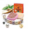 Promina Женьшеневый жемчужный отбеливающий крем для лица, 30 г