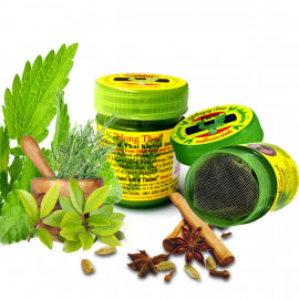 Hong Thai Травяной ингалятор с эфирными маслами, 10 г