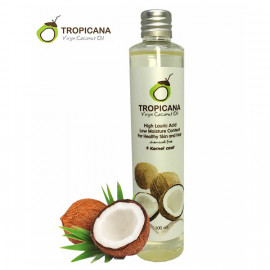 Tropicana Coconut Oil is 100% Cold Pressed, 100 ml