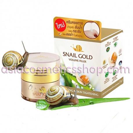 BM-B Крем -филлер для лица со слизью улитки Snail Gold 15 г