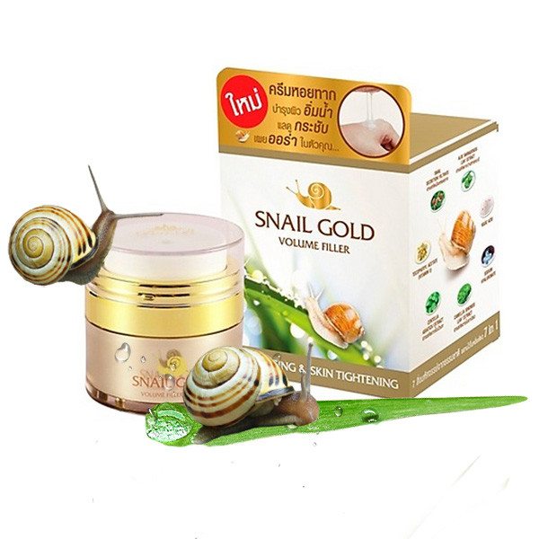 BM.B Snail Gold Volume-Filler Anti-Aging Cream, 15 g - Asia ...