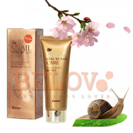 Belov Snail Care Facial Foam, 120 g