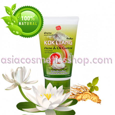 Kokliang Facial Foam Acne & Oil Control 100 g
