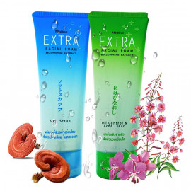 Mistine Extra Facial Foam, 85 ml