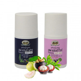 Abhaibhubejhr Лечебный травяной дезодорант для мужчин и женщин, 50 мл