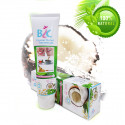 BLC Coconut Herbal Toothpaste 100% Natural Coconut Oil Extraction