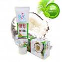BLC Органическая зубная паста на 100% кокосовом масле