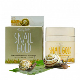 Cathy Doll Snail Gold Firming Cream  For Wrinkle Skin 50 g