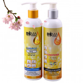 Dema Shampoo & Conditioner for Strengthening and Growth of Hair, 265 ml
