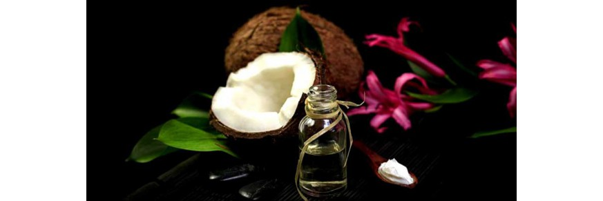 Кокосовое масло 100% холодного отжима
